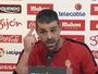 """Mal interpretado, goleiro espanhol  fica indignado com jornalista: """"Idiota"""""""