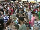 Segundo dia de festival faz público  dançar quatro ritmos em Alegre, ES