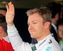 Rosberg, pole sem derramar suor