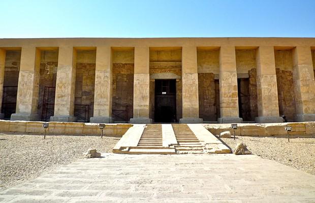 Templo de Seti I (Foto: Creative Commons)