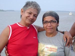 Casal de extrativistas morto a tiros em estrada no Pará (Foto: Divulgação/Arquivo CNS)