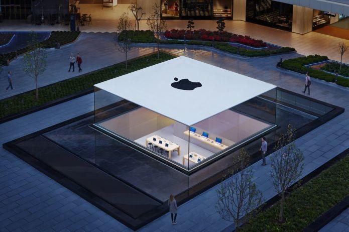 A Apple Store que está em Instabul, na Turquia (Foto: Divulgação/Apple)
