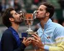 Espanhóis derrotam irmãos Bryan nas duplas e conquistam Roland Garros