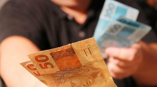 Dinheiro, notas de real, reais (Foto: Agência USP)