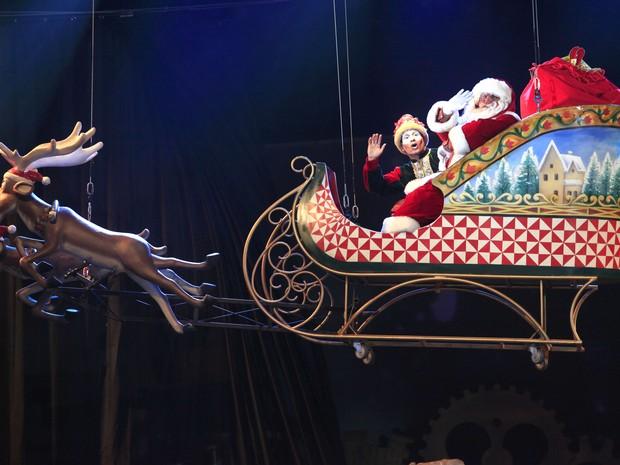 Natal Luz vai até 11 de janeiro em Gramado, na Serra gaúcha (Foto: Cleiton Thiele/Divulgação)