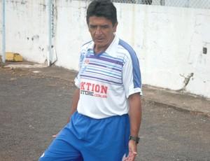 Valdirzinho, técnico do sub-15 do Marília (Foto: Divulgação / Marília AC)