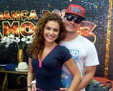 Paloma ainda não pensa em casar: 'Planejam por mim' (Domingão do Faustão/ TV Globo)