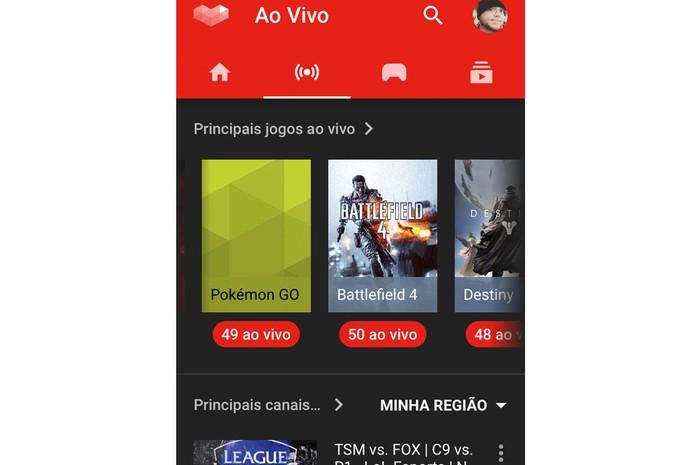 Transmita Pokémon Go para que amigos acompanhem (Foto: Reprodução/Felipe Vinha)