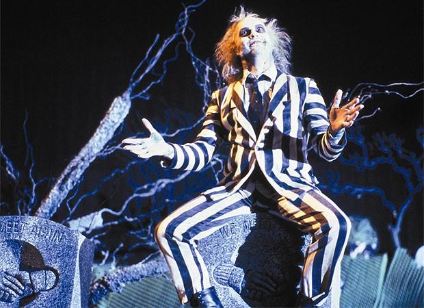 """O personagem do filme """"Os Fantasmas se Divertem"""" de 1988 (Foto: Reprodução)"""