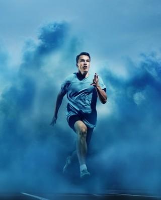 euatleta novembro azul corrida (Foto: Getty Images)