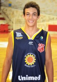 Ricardo Fischer (Foto: Divulgação / São José)