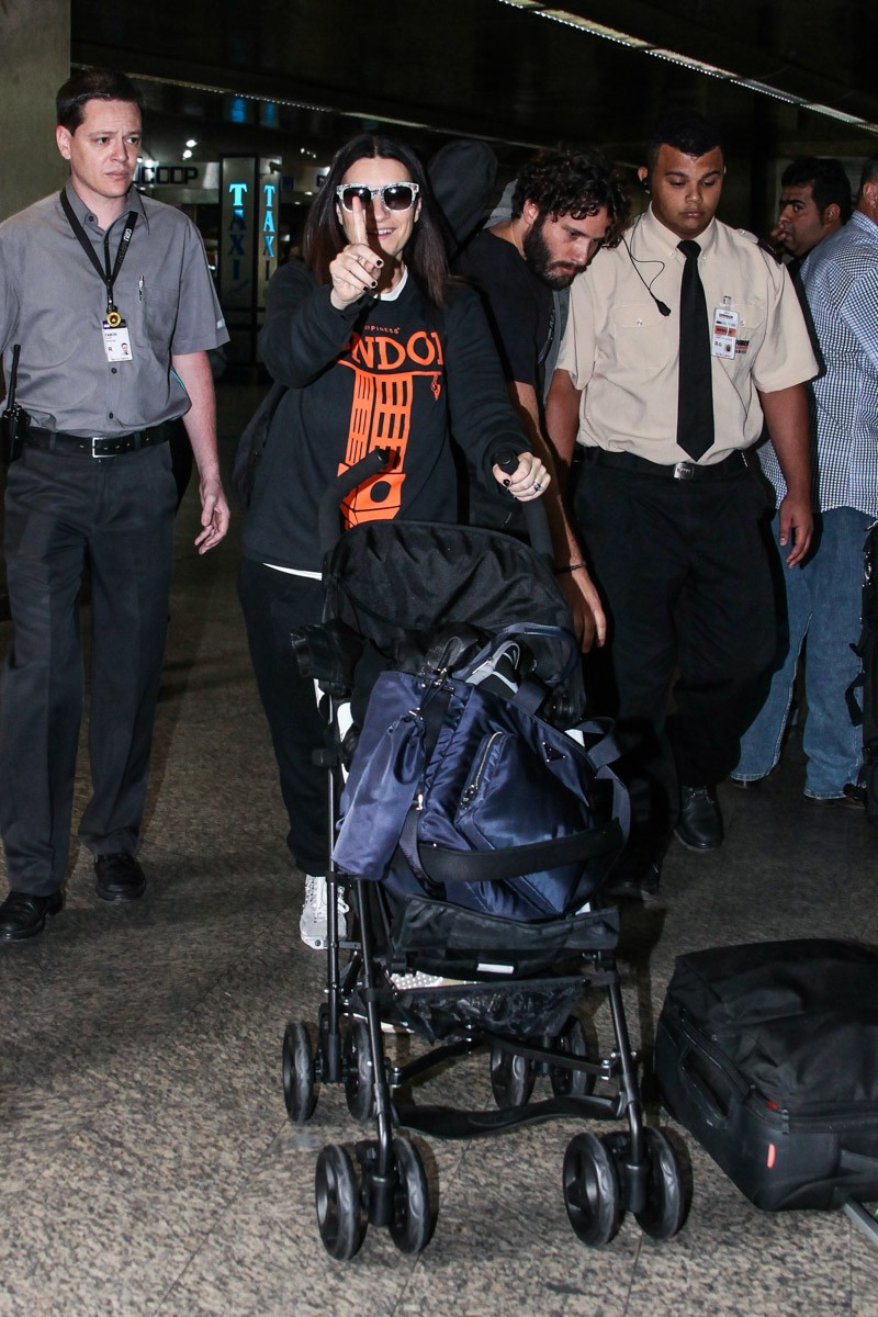 Laura Pausini (Foto: Manuela Scarpa/Foto Rio News)