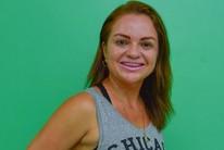 Dona de casa perde 14 kg praticando exercícios em praça (Divulgação/SEMUC)