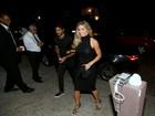 Angélica recebe amigos famosos em festa de aniversário