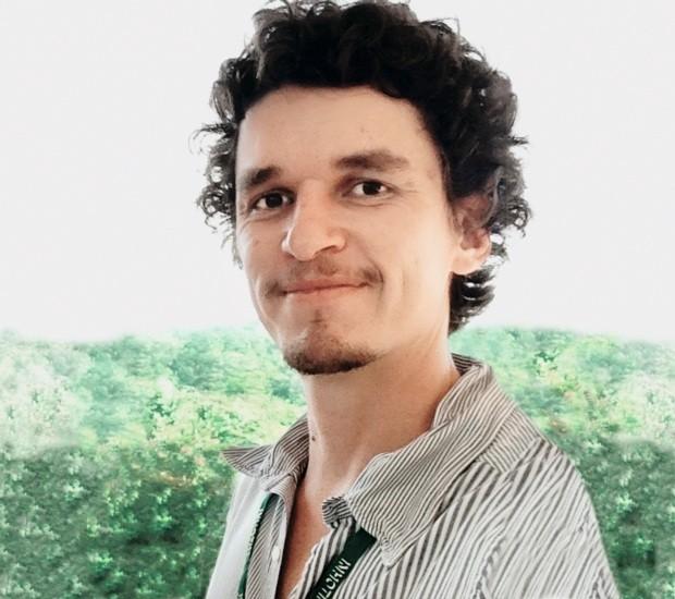 Lucas Sigefredo. Diretor do Jardim Botânico do Instituto Inhotim (Foto: Divulgação)