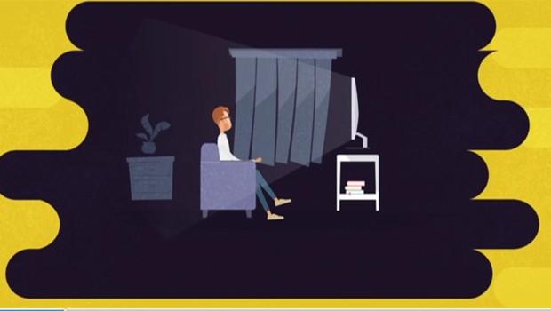 Com a TV Digital você garante melhor qualidade de som e de imagem (Foto: Divulgação/RPC)