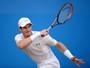 Andy Murray vence rival britânico e avança às quartas no ATP de Queens
