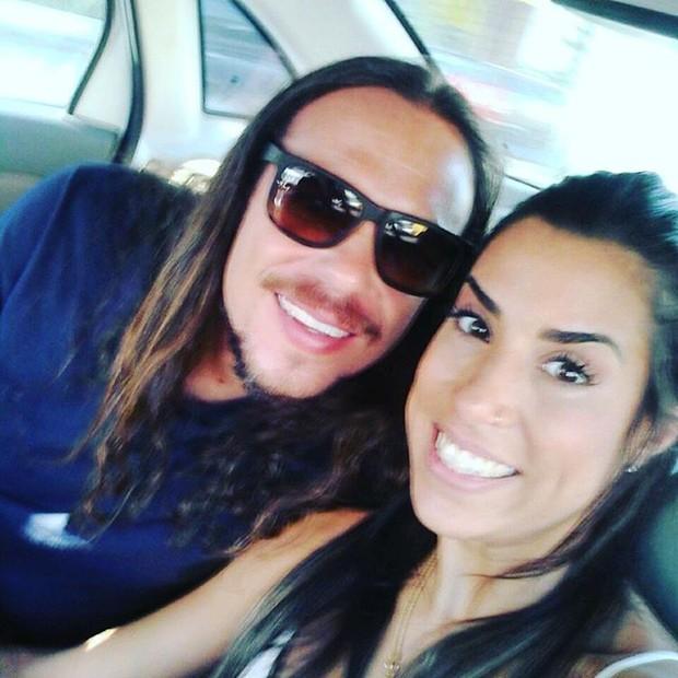 Tamiel e Juliana (Foto: Reprodução / Instagram)