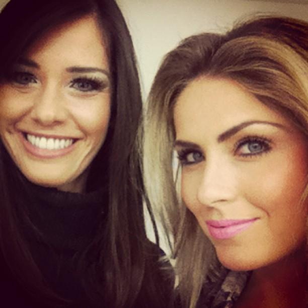 Talula Pascoli e Renata Dávila (Foto: Reprodução/Instagram)