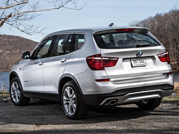 BMW X3 (Foto: Divulgação)