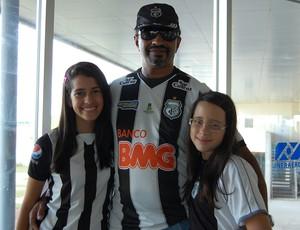 Família trezeana (Foto: Cadu Vieira)