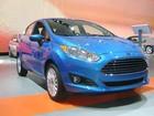 Ford confirma para abril produção nacional do New Fiesta