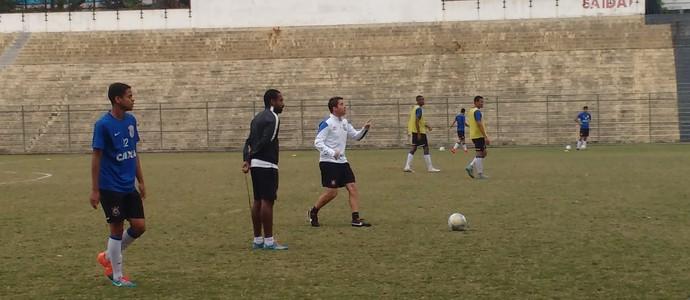 Treino Sub-20 do Corinthians (Foto: Tossiro Neto)