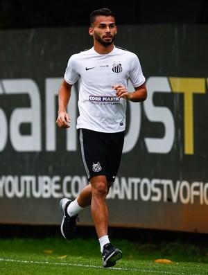 Thiago Maia (Foto: Ricardo Saibun/Divulgação Santos FC)