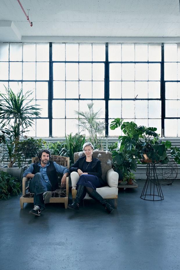 o loft industrial da stylist de nova york