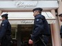 Polcia procura trs suspeitos por roubo de joias em hotel de Cannes