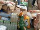Fiscalização em mercado acha caixa de margarinas vencidas desde 2012