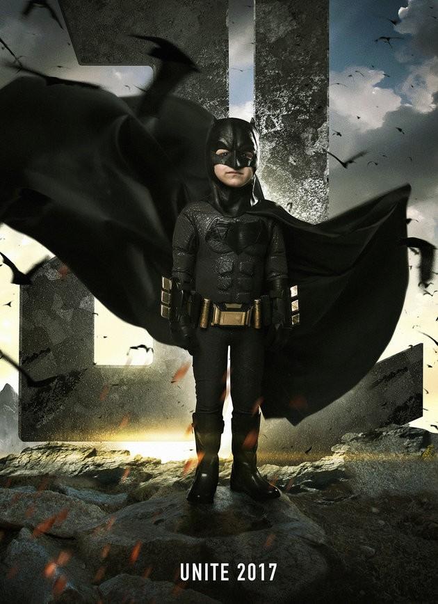 super heroi (Foto: Josh Rossi)