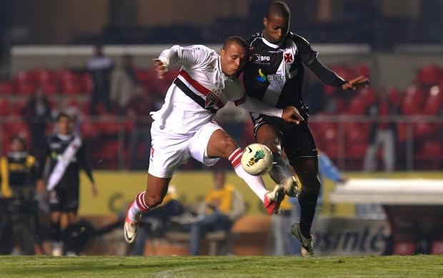 Luis Fabiano São Paulo x Vasco (Foto: Idário Café / VIPCOMM)