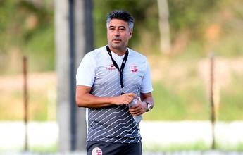 """Para Gallo, repetir time do Náutico traz confiança: """"Antes era inviável"""""""