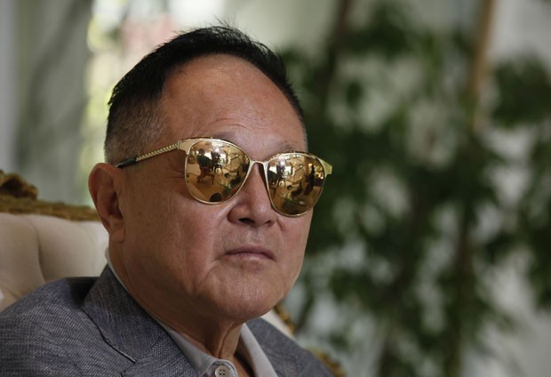 Cecil Chao Sze-Tsung diz ter dormido com 10 mil mulheres. (Foto: Kin Cheung/AP)