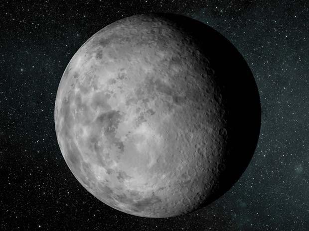 Concepção artística do planeta Kepler 37-b (Foto: NASA/Ames/JPL-Caltech)