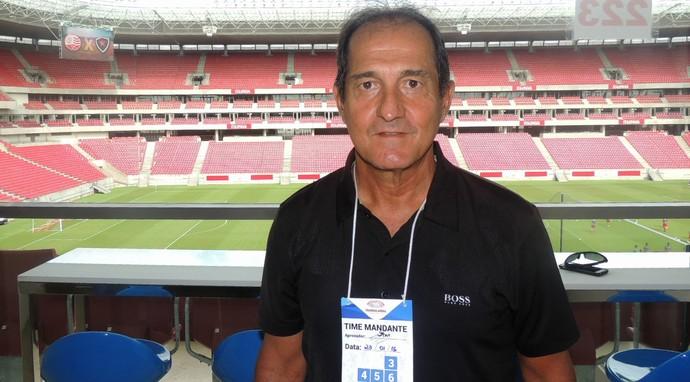Muricy Ramalho (Foto: Rômulo Alcoforado (GloboEsporte.com))