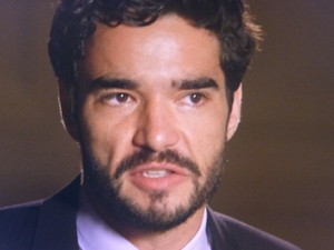 'Só quero o teu respeito, a tua admiração, o teu amor!', defende-se José Pedro (Foto: TV Globo)