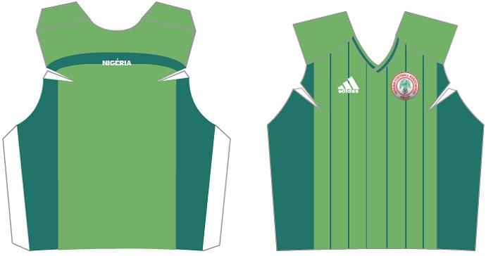 camisa nigeria SHIRTPAPERS