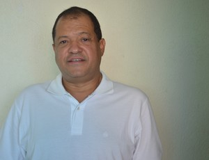 Genisson Silva ficará pelo menos até o fim do ano (Foto: Felipe Martins/GLOBOESPORTE.COM)