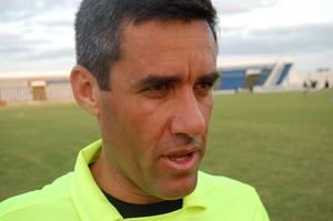 Emanuel Diniz, árbitro paraibano (Foto: Silas Batista / Globoesporte.com/pb)