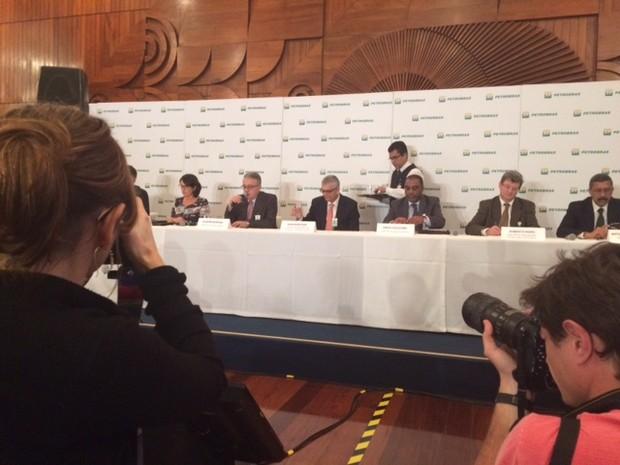 Resultado de imagem para Petrobras apresenta resultados