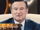 Robin Williams fez discurso contra suicídio em filme