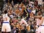 Com dupla do All-Star, Raptors vencem Knicks e chegam a 10 vitórias seguidas