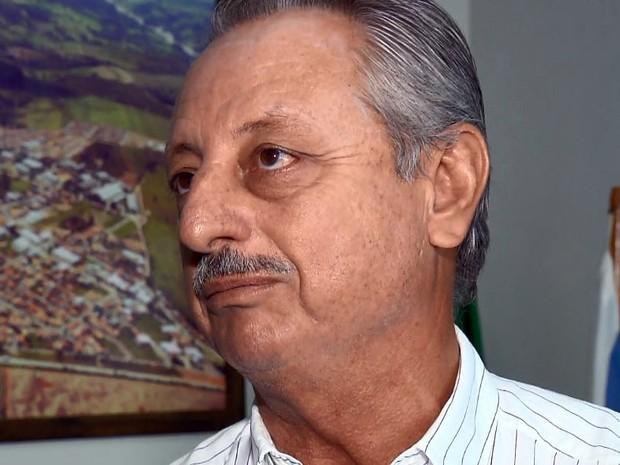 Vice-prefeito, José Tibúrcio do Prado Neto, assume a administração de Paraguaçu (MG) em janeiro. (Foto: Reprodução EPTV)