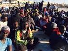 Com céu azul e verão, mais imigrantes enfrentarão risco de travessia no Mediterrâneo