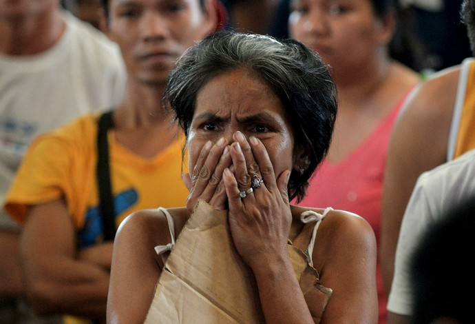 """Pacquiao fãs, Filipinas, """"Luta do Século"""" (Foto: Reuters)"""