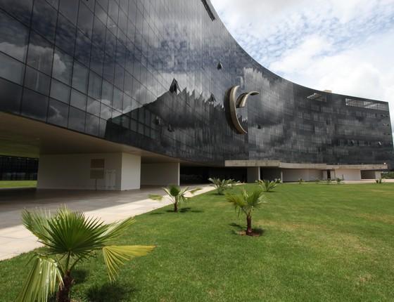 O Tribunal Superior do Trabalho (TST), em Brasília (Foto: TST/Flickr)