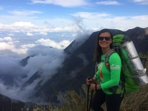 Stephanie Vidigal é geógrafa, espírito santo (Foto: Arquivo Pessoal)