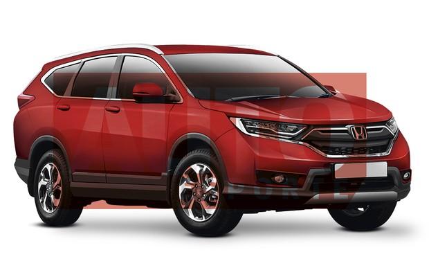 Nova geração do Honda CR-V ficará maior, mais refinada e mais cara (Foto: Renato Aspromonte/Autoesporte)